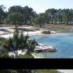 playas galicia isla de arousa hostal mexico santiago de compostela